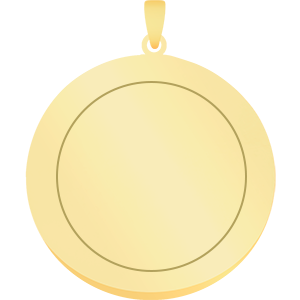 round big plate